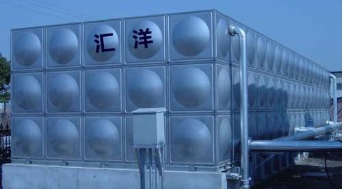 储水罐,方形组合式水箱,方形保温水箱等产品及热水工程的设计安装.