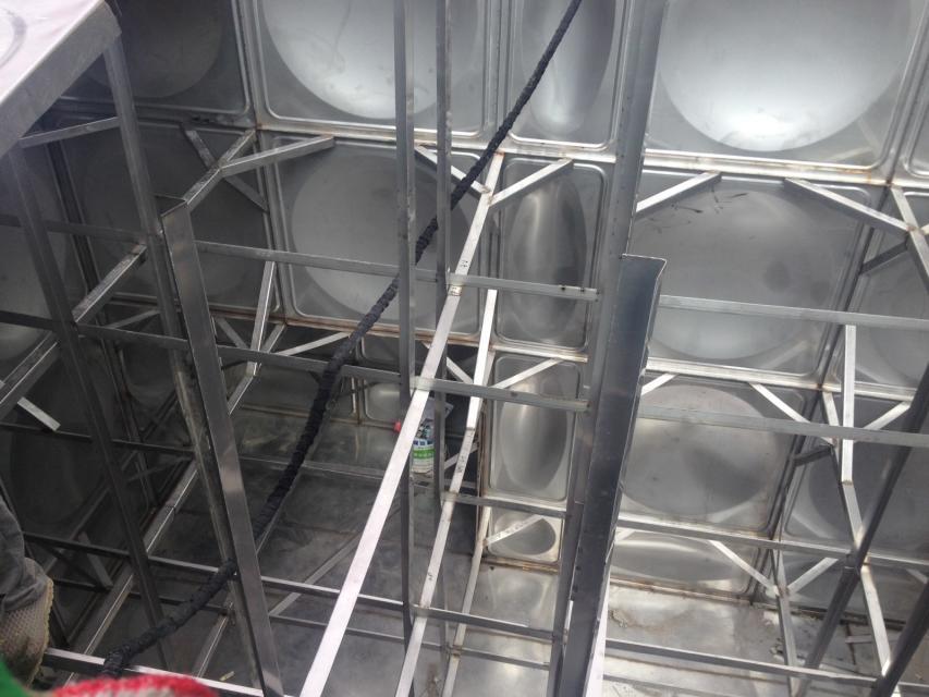 定制方形不锈钢水箱-专业生产方形不锈钢组合水箱()